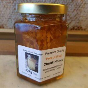 Chunk honey 8oz