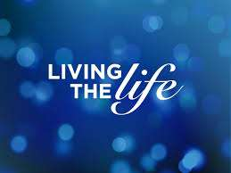 Living the life logo